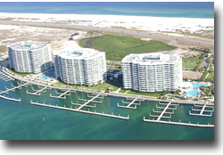 The Caribe resort condos in Orange Beach, AL