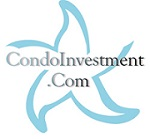 CondoInvestment.com logo for Admiral's Quarters condo in Orange Beach AL