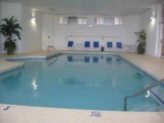 Admiral's Quarters indoor pool
